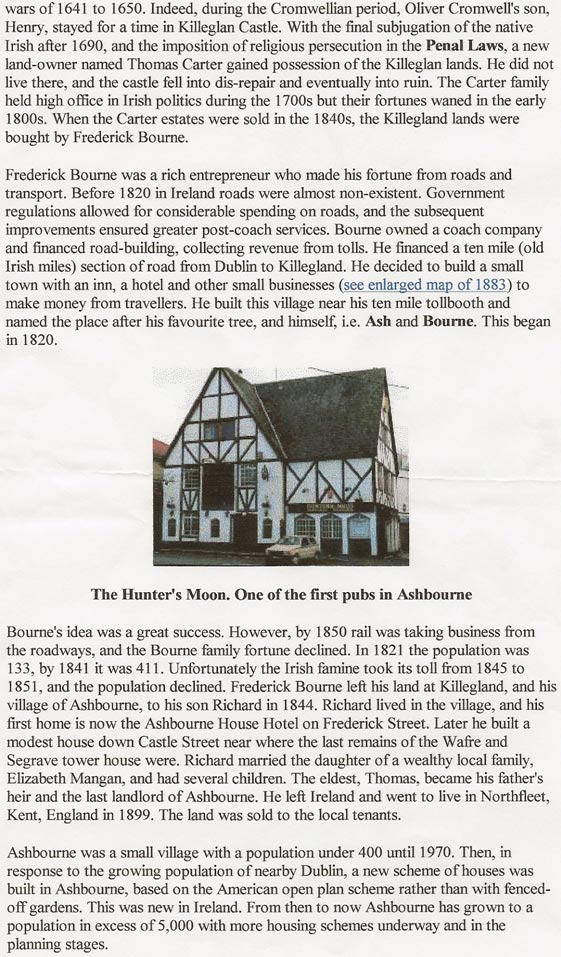 A Short History Of Ashbourne Page 2